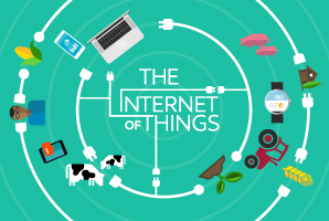The Internet of Things (I.o.T.) impacts how we think about marketing