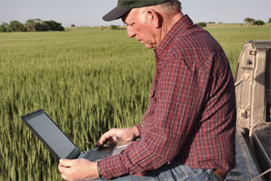 Native Advertising to Farmers