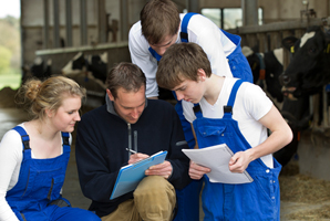 Investing in youth and education has a place in marketing to farmers