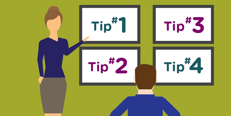 Media monitoring tips