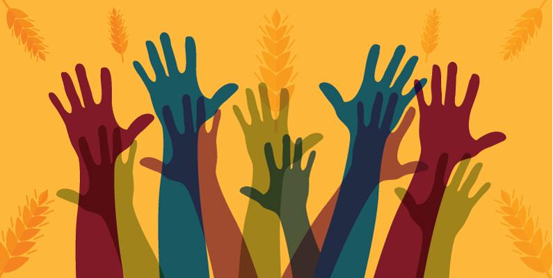 Community service charities ag marketing