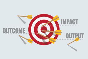metrics quality impact outcome