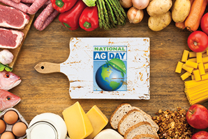 National Ag Day: Stand Up for U.S. Agriculture