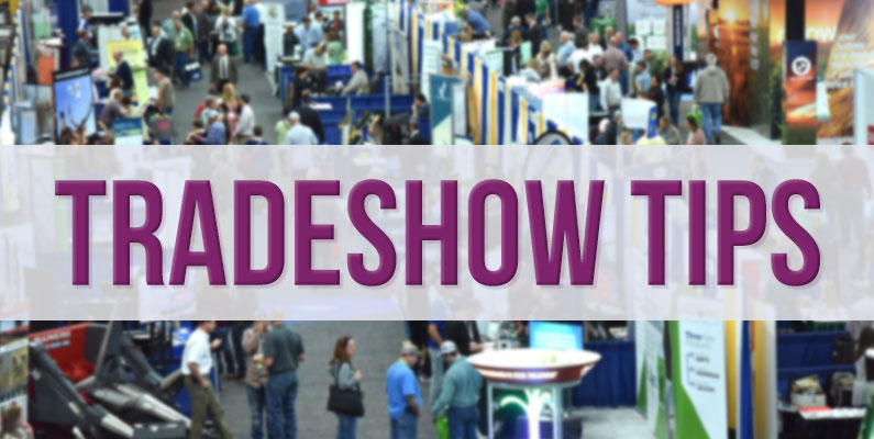 trade show marketing opportunities