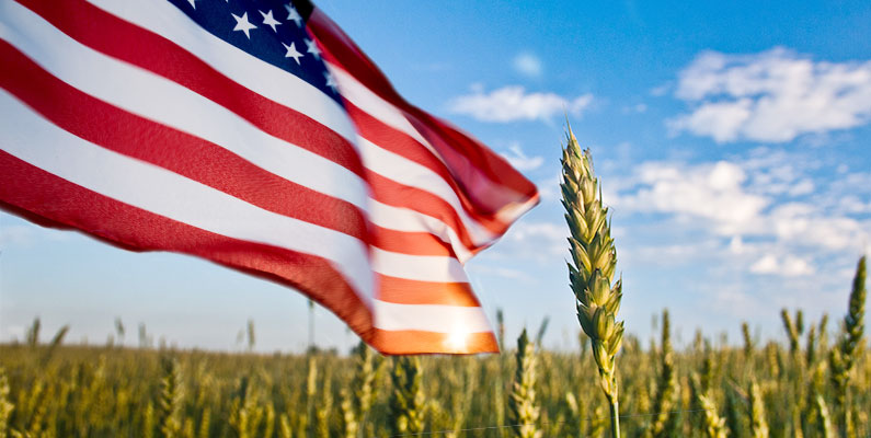 Happy 4th of July to farmers