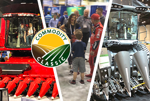 Commodity Classic observations 2019