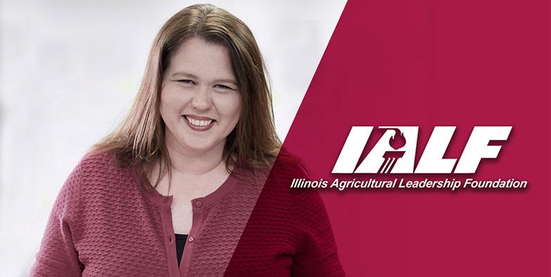 Amy McEvoy iALF Illinois Agricultural Leadership Foundation