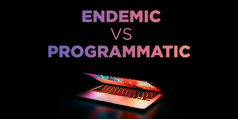 Endemic  vs Programmatic